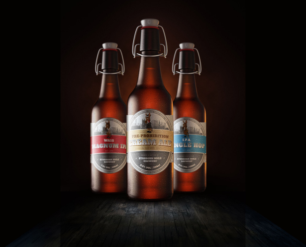 Stubborn Mule Micro Brewery